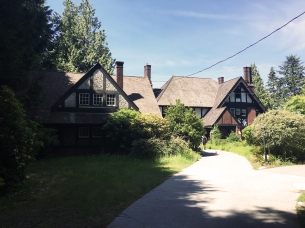 Front of the Wilmar Estate - off SW Marine Dr, Vancouver, BC